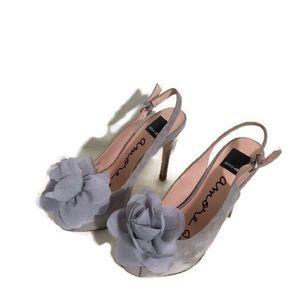 Dolce Vita Bess Grey Heels